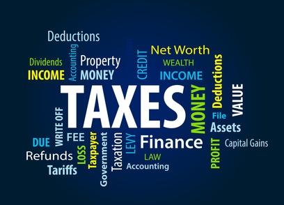 Hausse des taxes de l'assurance de prêt en 2019